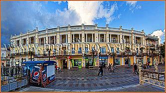 Отель «Мариино» в центре Ялты
